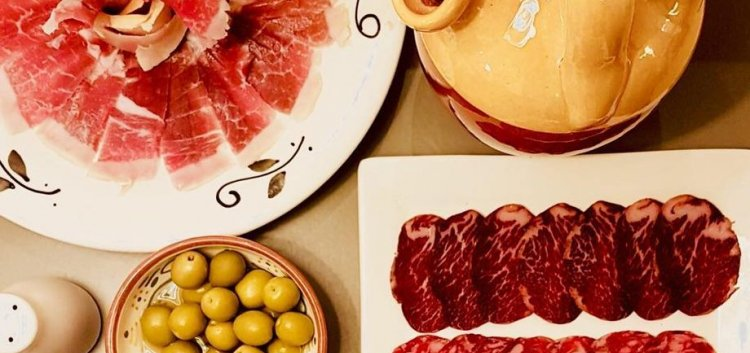 EATER LONDOND - Award-Winning Spanish Jamón Producer Has Opened a Restaurant in London  by Andrew Leitch
